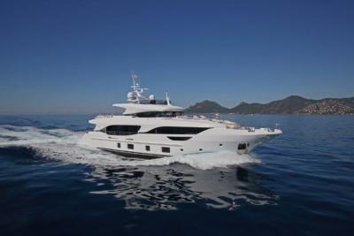 Benetti al Fort Lauderdale International Boat Show 2020