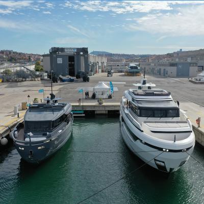 Conclusa la prima edizione del Palumbo Superyachts-Three-Day Private Event