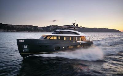 Il Magellano 25 di Azimut Yachts al Fort Lauderdale Boat Show