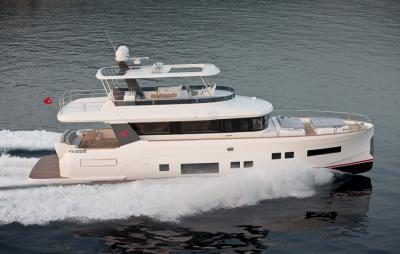 Sirena Yachts celebra il 60° yacht venduto