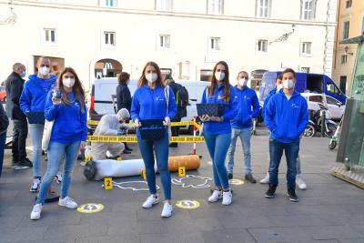 Presentati al Senato i risultati della campagna nazionale di Marevivo contro l'abbandono dei mozziconi nell'ambiente