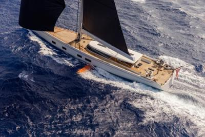 Baltic 142 Canova, il superyacht del futuro vince ai World Superyacht Awards 2020
