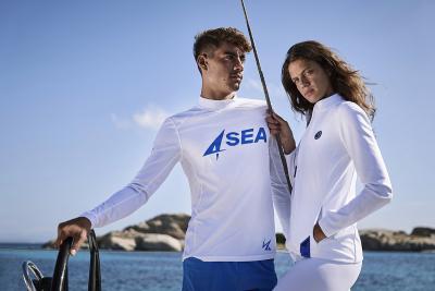 4SEA, la nuova linea di sportswear nautico 100% ecostostenibile