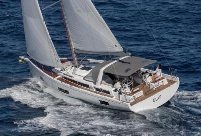 Test Oceanis 54 come naviga: pregi e difetti