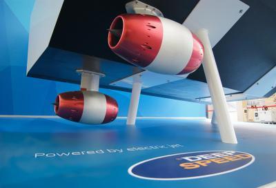 I risultati finanziari 2020 per i jet elettrici DeepSpeed