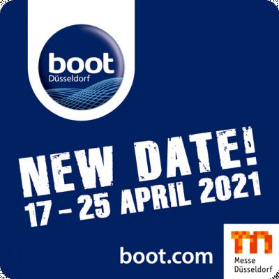 Nuove date per il Boot Düsseldorf: dal 17 al 25 aprile 2021