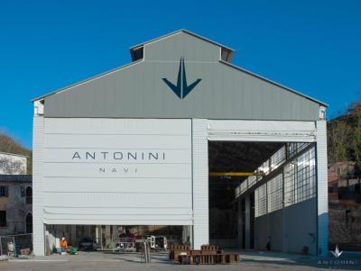 Antonini Navi dà il via alla costruzione di UP40