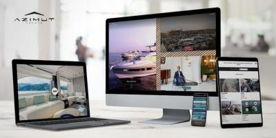 Azimut Yachts premiata ai Boat Builder Awards for Business Achievement