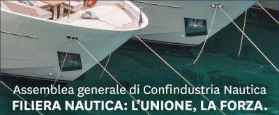 Confindustria Nautica, riunita in teleconferenza l'assemblea generale annuale