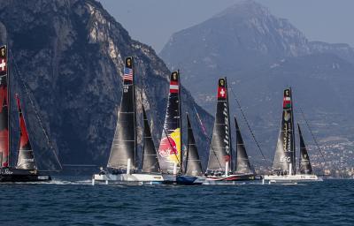 GC32 Racing Tour 2021, il Mondiale in Italia