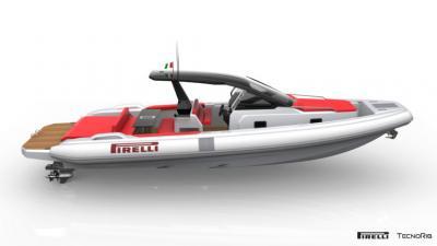 Pirelli 35 fa il suo debutto in acqua