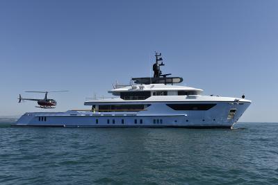 Sanlorenzo Superyacht vende la nona unità della linea Explorer