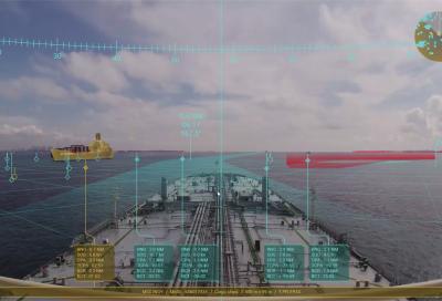 Envision AR-100M, la realtà aumentata al servizio della navigazione