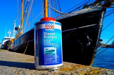 Liqui Moly additivo contro la peste del diesel