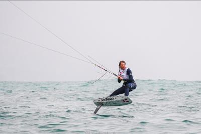 Lo Yacht Club Italiano dà spazio al kitefoil