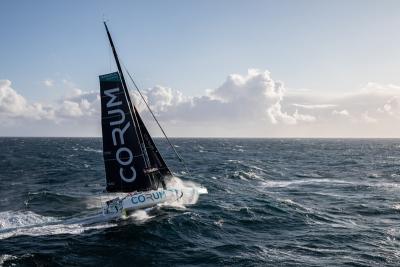 The Ocean Race Europe, confermata la partecipazione di CORUM L'Épargne Sailing Team
