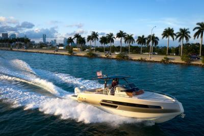Nasce la partnership tra Yamaha e Invictus Yacht