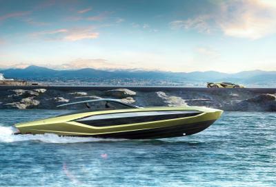 Parte la produzione dedicata di The Italian Sea Group per il brand Tecnomar for Lamborghini 63