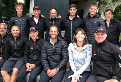 Alinghi team velico svizzero dell'anno
