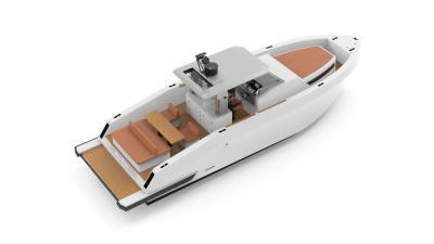 La novità 2021 di Mazu Yachts è il 42 Walk-around versione Weekend