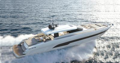 Austin Parker Yachts presenta Ibiza 85, la nuova ammiraglia