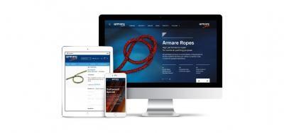 Il nuovo sito di Armare Ropes
