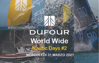 Tornano i Dufour Nautic Days