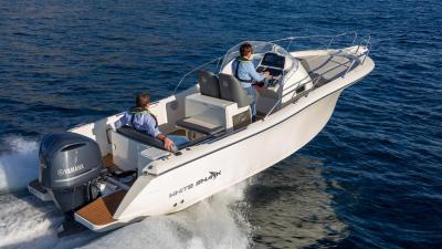 Yamaha e White Shark insieme fino al 2026