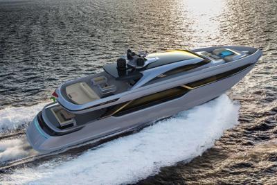 Parte la costruzione del primo Legacy Line firmato Falcon Yachts