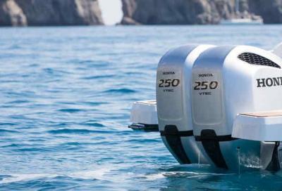 AGOS e HONDA diventano partner anche per il marine