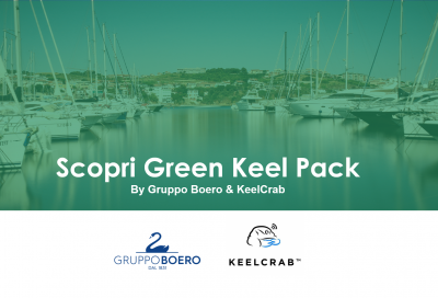 "Gruppo Boero e Keelcrab lanciano ""Green Keel Pack"""