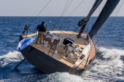 Lo Swan 58 scende in acqua in Spagna