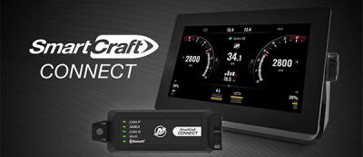 Mercury SmartCraft Connect estende le funzionalità di VesselView a nuovi strumenti
