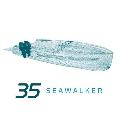 Fiart annuncia il nuovo Seawalker 35