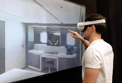 """Videoworks, il software 3D virtuale per il """"lighting engineering"""""""