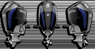 Mercury 200 APX, la novità per le competizioni