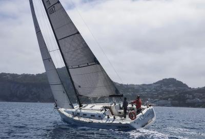 I vincitori della regata dell'Accademia Navale