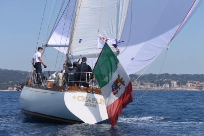 La Settimana Velica Internazionale Accademia Navale e Città di Livorno