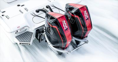 Il fuoribordo Mercury Racing 300R avrà la configurazione Advance Midsection