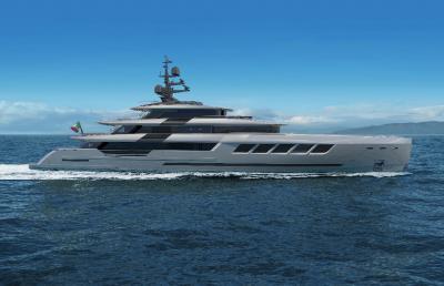 Isa Yacht presenta la nuova linea Ayrton