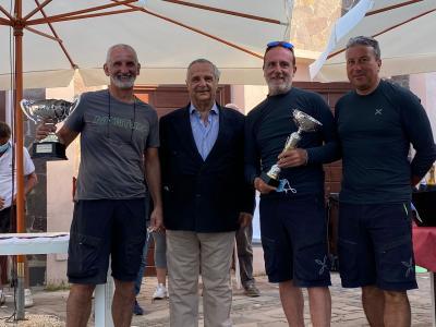 Trofeo del Timoniere, Davide Sampiero vince a Santa Marinella