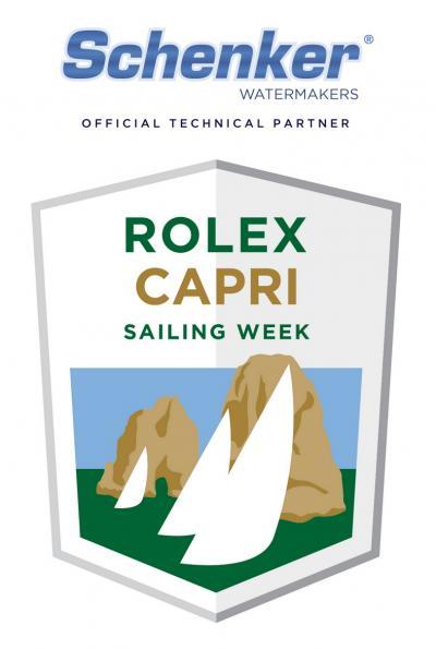 Schenker Watermakers partner tecnico della Rolex Capri Sailing Week 2021