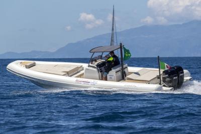 Rolex Capri Sailing Week 2021, Coastal Boat sponsor tecnico