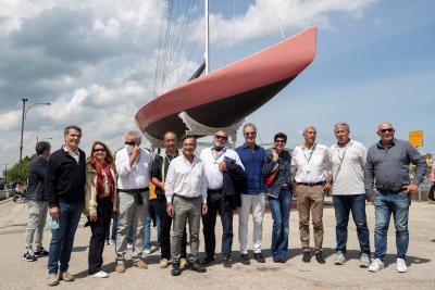 Festeggiati i 30 anni del Mondiale IACC del Moro di Venezia