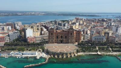 Si avvicina l'evento di Taranto del 5 e 6 giugno del circuito SailGP