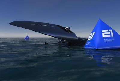 Presentato a Monaco il primo campionato di powerboat elettriche al mondo