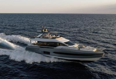 Azimut Yachts partecipa al Salone Nautico di Venezia con 6 modelli dalle linee intramontabili