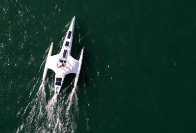 Fischer Panda UK potenzia la rivoluzionaria nave Mayflower