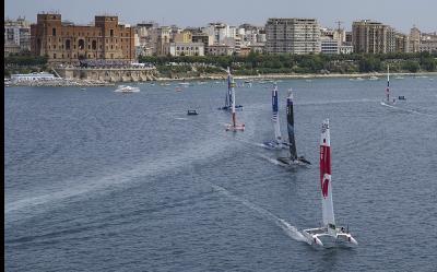Italy Sail Grand Prix, a Taranto vince Checco Bruni
