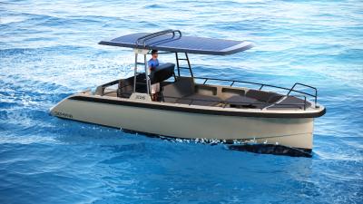 Domani X26 Sports Utility Yacht silenzioso